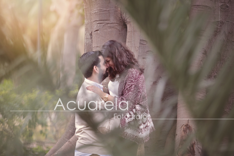 Fotografía PreBoda Sergio y Laura.
