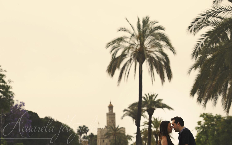 Prebodas en Sevilla