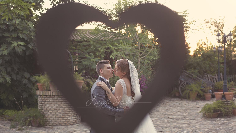 Matrimonio De Amor : Aún existe el amor eterno boda de miguel y jennifer