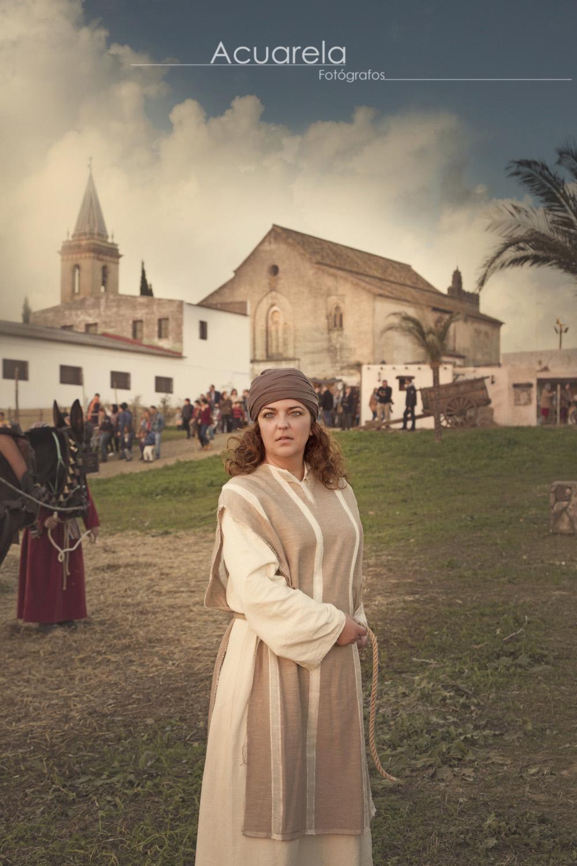 Belén Viviente Sanlúcar la Mayor - Fotografía